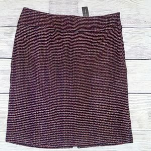 The Limited tweed pencil skirt size 14
